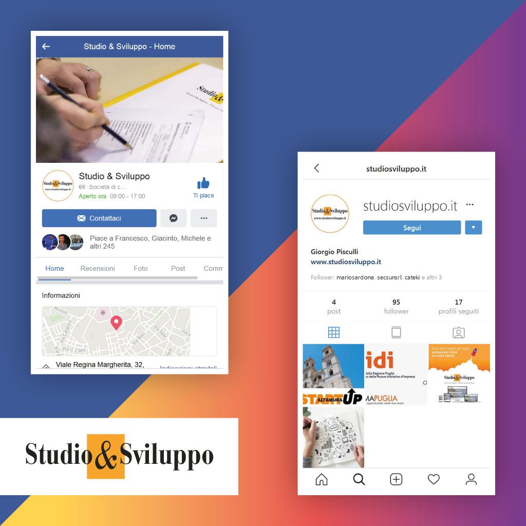 social-facebook-instagram-studio-e-sviluppo