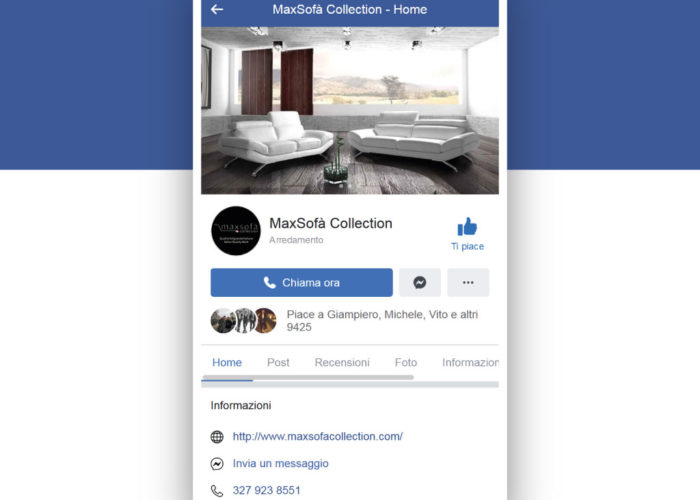 social-facebook-maxsofa-collection