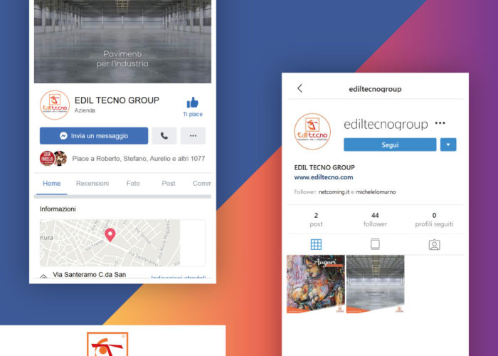 social-facebook-instagram-ediltecnogroup
